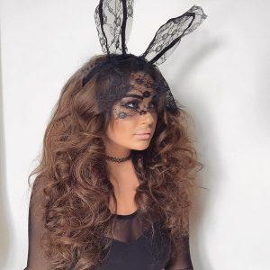 Peinados De Orejas De Conejo Para Halloween