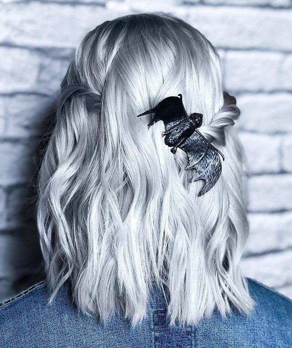 peinados fáciles de halloween