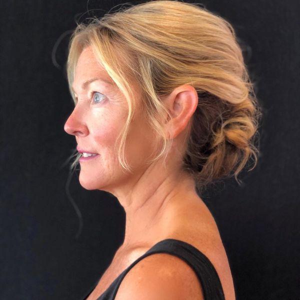 peinado para mujeres de 40 Años