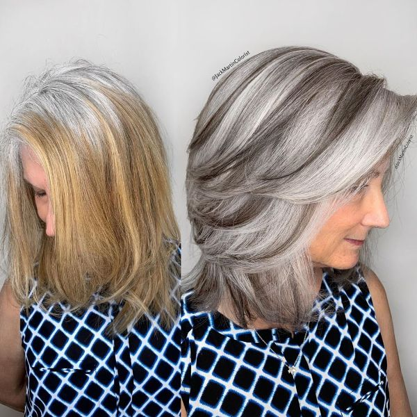 peinado mujeres de 40 anos