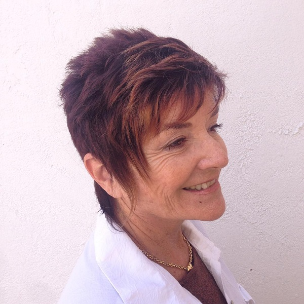 peinados mujeres mayores de 50 años