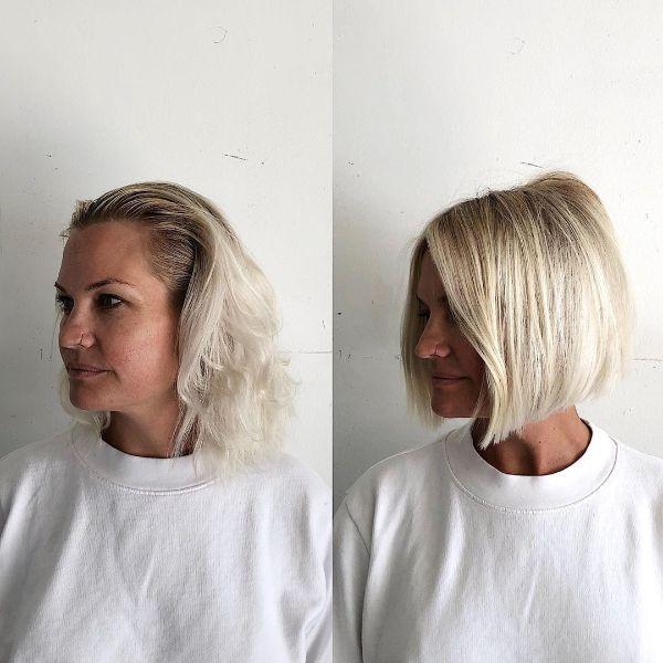 corte de pelo verano bob