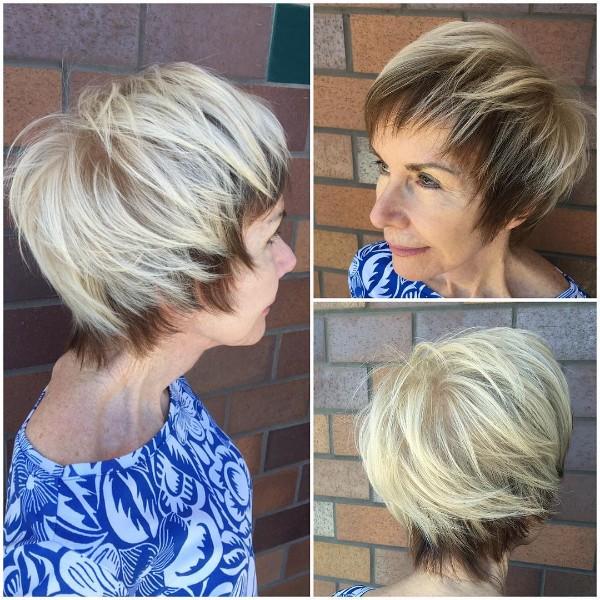 peinado-corto-de-dos-tonos-castano-y-blanco-mayores