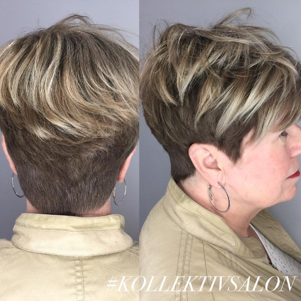peinado-corto-de-dos-tonos-para-mujeres-50+