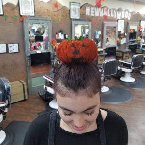 peinado calabaza Para Mujeres