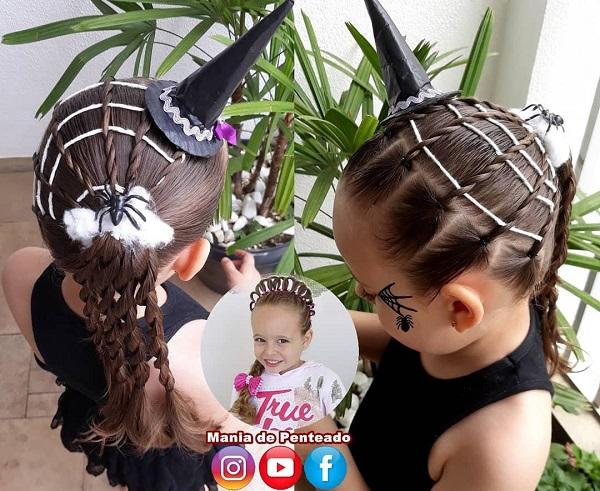 peinados-arana-de-nina