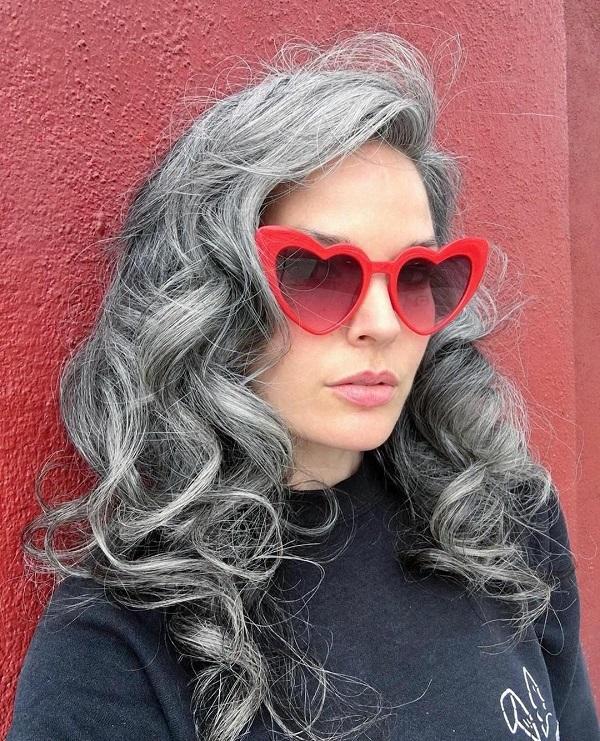 peinados mujeres mayores de 40 años