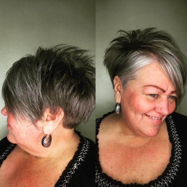 cabello-corto-canas-de-60-anos